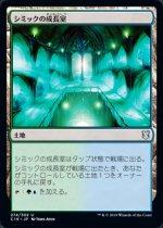 シミックの成長室/Simic Growth Chamber(C19)【日本語】