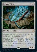 謎めいた三葉虫/Cryptic Trilobite(C20)【日本語】