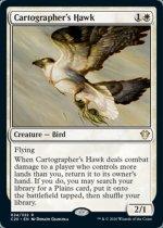 地図作りの鷹/Cartographer's Hawk(C20)【英語】