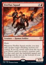 炎渦の部隊/Fireflux Squad(C20)【英語】