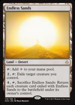 終わりなき砂漠/Endless Sands(HOU)【英語】