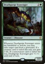 貪る死肉あさり/Deathgorge Scavenger(XLN)【英語】