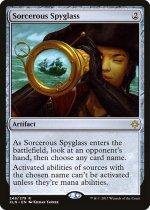 魔術遠眼鏡/Sorcerous Spyglass(XLN)【英語】