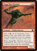 モグの戦争司令官/Mogg War Marshal(MMA)【英語】