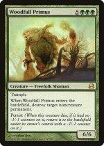 森滅ぼしの最長老/Woodfall Primus(MMA)【英語】