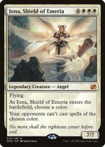 エメリアの盾、イオナ/Iona, Shield of Emeria(MM2)【英語】