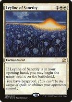 神聖の力線/Leyline of Sanctity(MM2)【英語】