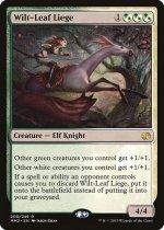 萎れ葉のしもべ/Wilt-Leaf Liege(MM2)【英語】