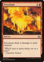 紅蓮地獄/Pyroclasm(MM3)【英語】