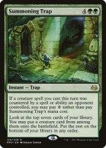 召喚の罠/Summoning Trap(MM3)【英語】