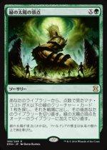 緑の太陽の頂点/Green Sun's Zenith(EMA)【日本語】