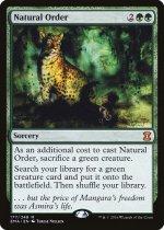 自然の秩序/Natural Order(EMA)【英語】