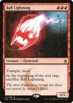 ボール・ライトニング/Ball Lightning(A25)【英語】