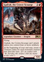 冠滅ぼしのガドラク/Gadrak, the Crown-Scourge(M21)【英語FOIL】