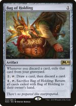 保有の鞄/Bag of Holding(M20)【英語 FOIL】