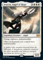 希望の天使アヴァシン/Avacyn, Angel of Hope(2XM)【英語】
