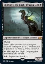 荒廃のドラゴン、スキジリクス/Skithiryx, the Blight Dragon(2XM)【英語】