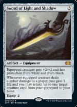 光と影の剣/Sword of Light and Shadow(2XM)【英語】