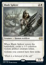 刃の接合者/Blade Splicer(2XM)【英語FOIL】