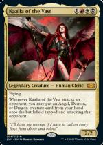 巨大なるカーリア/Kaalia of the Vast(2XM)【英語FOIL】