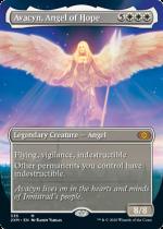 希望の天使アヴァシン/Avacyn, Angel of Hope(2XM)【英語FOIL】(拡張アート)
