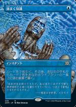 渦まく知識/Brainstorm(2XM)【日本語FOIL】(拡張アート)