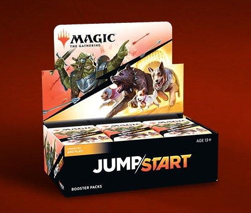 ジャンプスタート/Jumpstart ブースターパック【英語】 1ボックス(24パック)