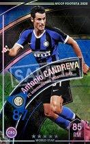 【ランクアップ済み】アントニオ・カンドレーバ《F20-4 13-R》