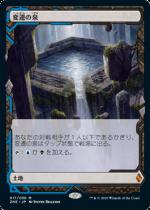 変遷の泉/Morphic Pool(ZNR)(EXP)【日本語FOIL】