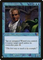 守護ウィザード/Patron Wizard(PLIST)【英語】