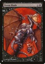 破滅の刃/Doom Blade(PLIST)【英語】