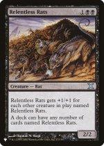 執拗なネズミ/Relentless Rats(PLIST)【英語】