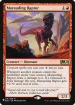 無法の猛竜/Marauding Raptor(PLIST)【英語】
