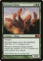 カロニアのハイドラ/Kalonian Hydra(PLIST)【英語】