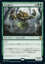 古の緑守り/Ancient Greenwarden(ZNR)【日本語FOIL】
