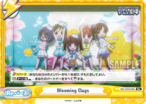 Re Blooming Days