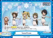 Re Snow*Love