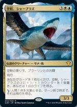空鮫、シャーブラズ/Shabraz, the Skyshark(C20)【日本語FOIL】
