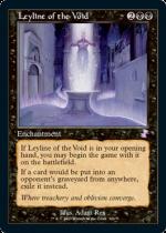 虚空の力線/Leyline of the Void(TSR)【英語】