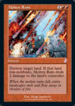溶鉄の雨/Molten Rain(TSR)【英語】