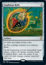 連合の秘宝/Coalition Relic(TSR)【英語】