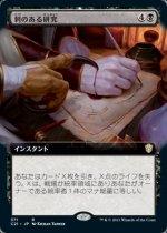 刺のある研究/Stinging Study (拡張アート)(C21)【日本語】