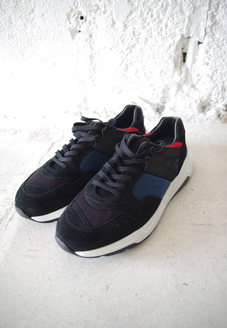 REPRODUCTION OF FOUND 1324CS FRENCH MILITARY TRAINER cordura×EXTRALIGHT[BLACK]