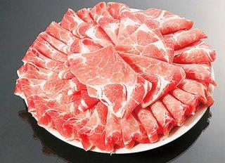 黒豚肩ロース(生姜焼用 500g)
