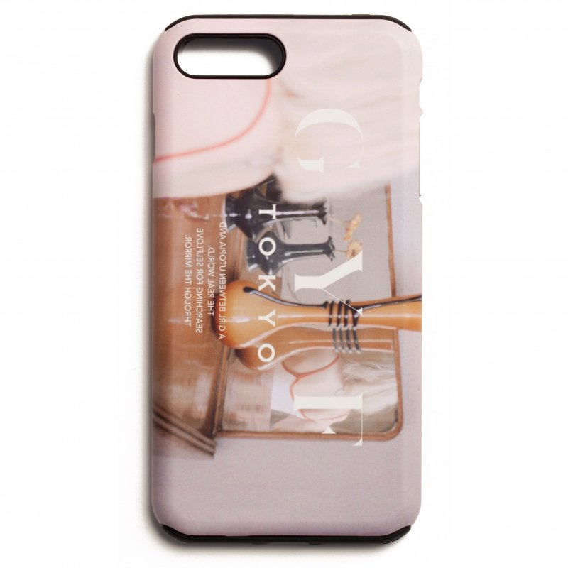 GYF TOKYO - THE CONCEPT PHOTO PRINT SMART PHONE CASE<img class='new_mark_img2' src='https://img.shop-pro.jp/img/new/icons21.gif' style='border:none;display:inline;margin:0px;padding:0px;width:auto;' />