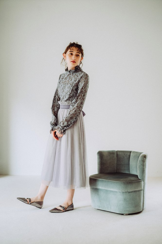THE BACK PEARL LACE DRESS (PINK) <img class='new_mark_img2' src='https://img.shop-pro.jp/img/new/icons21.gif' style='border:none;display:inline;margin:0px;padding:0px;width:auto;' />