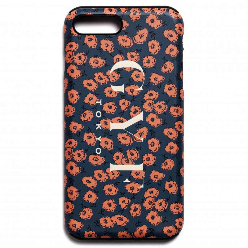 GYF TOKYO - THE RETRO FLOWER PATTERN IPHONE CASE<img class='new_mark_img2' src='https://img.shop-pro.jp/img/new/icons21.gif' style='border:none;display:inline;margin:0px;padding:0px;width:auto;' />