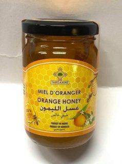 オレンジハチミツ 250g
