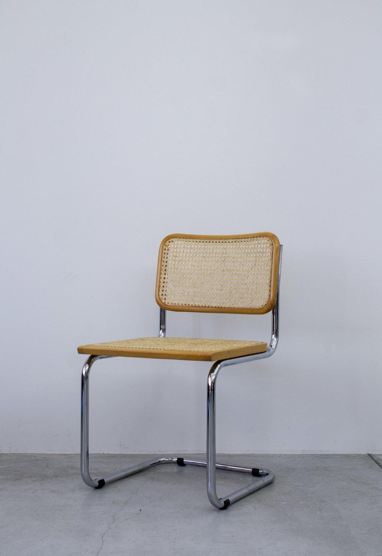 Marcel Lajos Breuer -Cesca Chair (Armless)