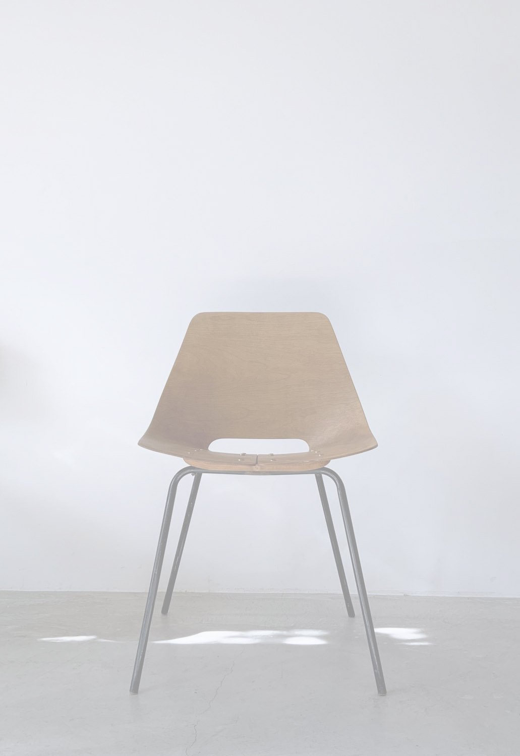 Pierre Guariche -Tonneau Chair